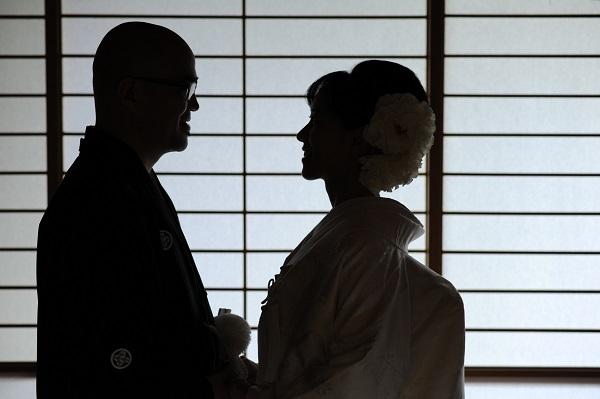 結婚式自宅着付けヘアメイク支度