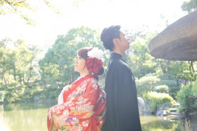 色打掛結婚式東京