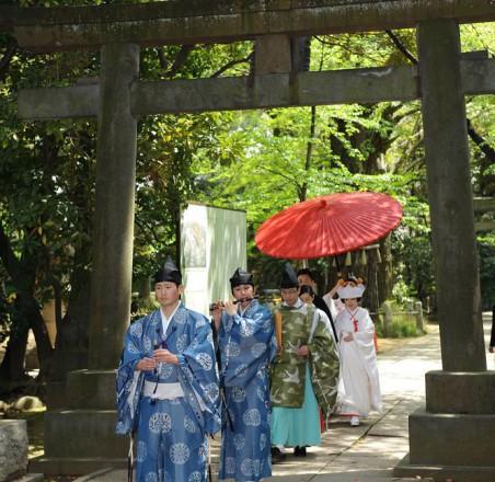 東京神社結婚式と食事会プロデュース
