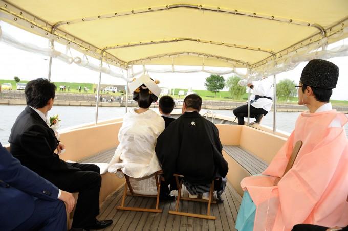 船上結婚式プロデュース