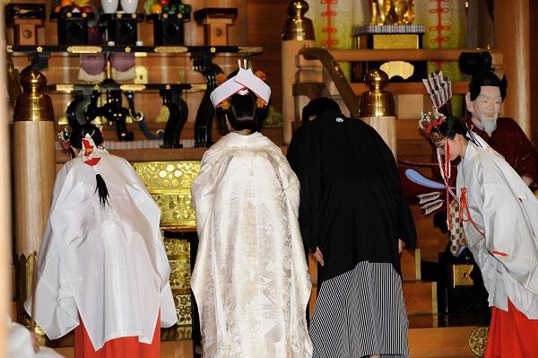 湯島天満宮結婚式披露宴プロデュース東京