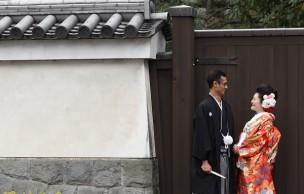 海外在住日本で結婚式