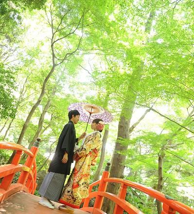 二人だけの和装結婚式