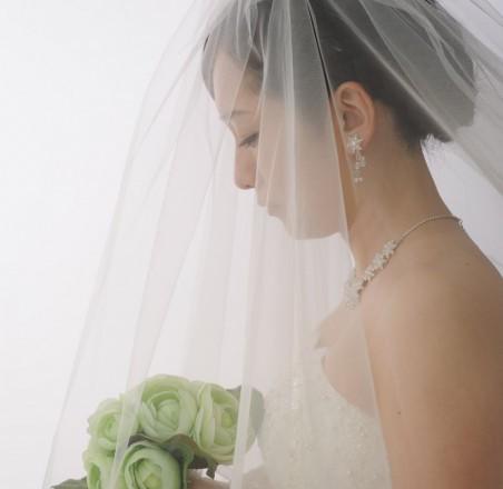 ウエディングドレス写真撮影東京