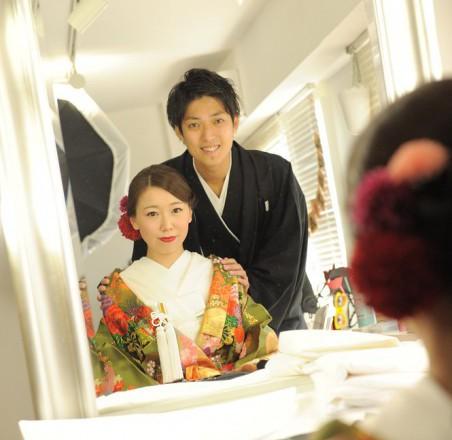 結婚式着付けヘアメイク和装東京