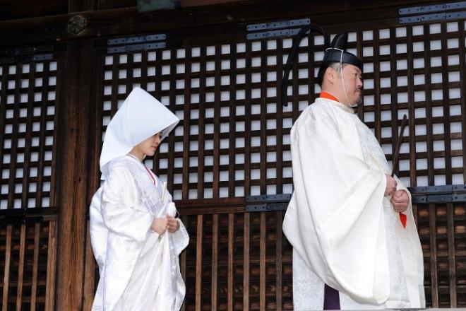 代々木八幡宮結婚式と披露宴プロデュース