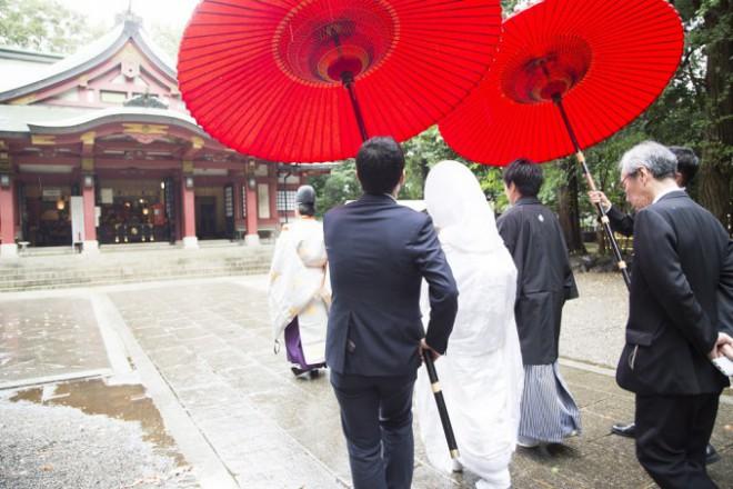 世田谷八幡宮結婚式披露宴プロデュース
