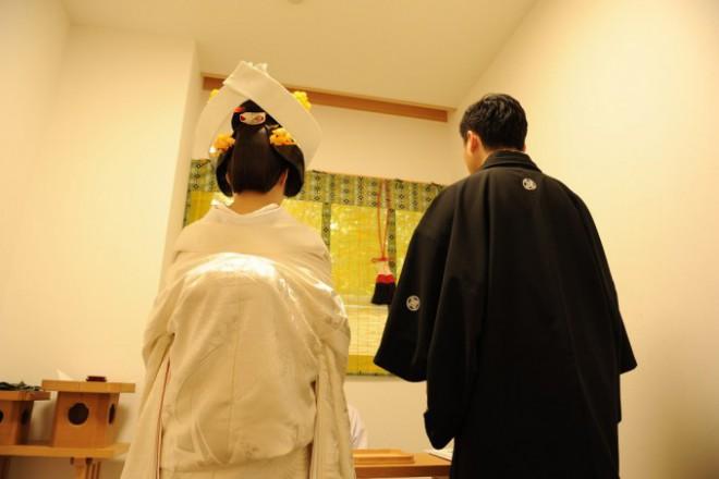 赤坂氷川神社結婚式と披露宴プロデュース