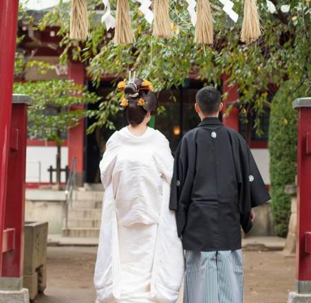 稲荷森稲荷神社結婚式披露宴プロデュース