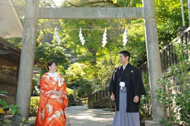 鎌倉結婚式少人数披露宴会食