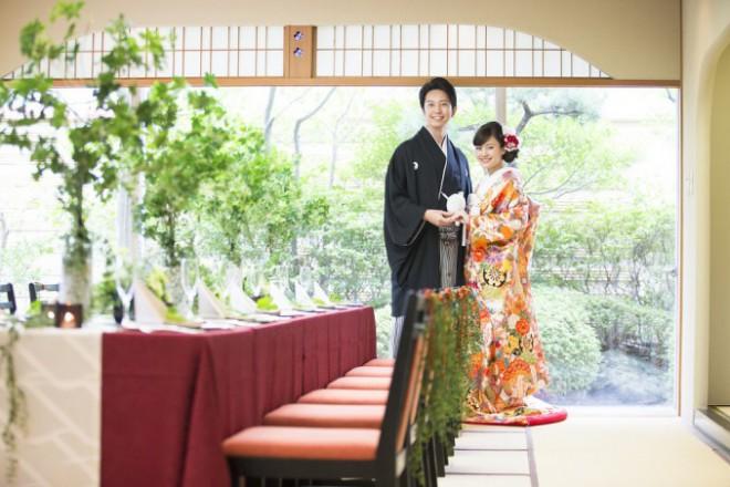 仙台国際ホテル結婚式 和装