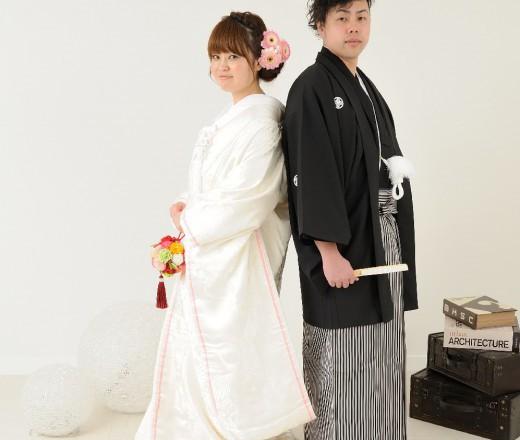 和装人前結婚式費用東京
