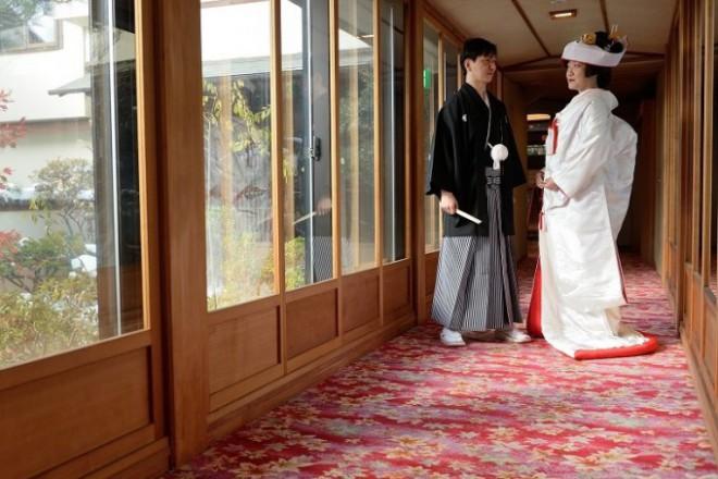 長野諏訪大社結婚式プロデュース