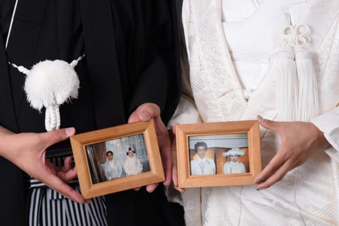 親子結婚式