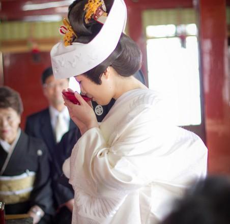 和婚着物結婚式プロデュース 山頂結婚式