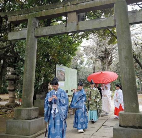 赤坂氷川神社結婚式家族食事会プロデュース