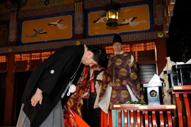 浅草神社結婚式披露宴会場