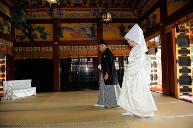 浅草神社結婚式と披露宴プロデュース