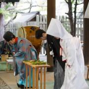 伊勢山皇大神宮結婚式と披露宴