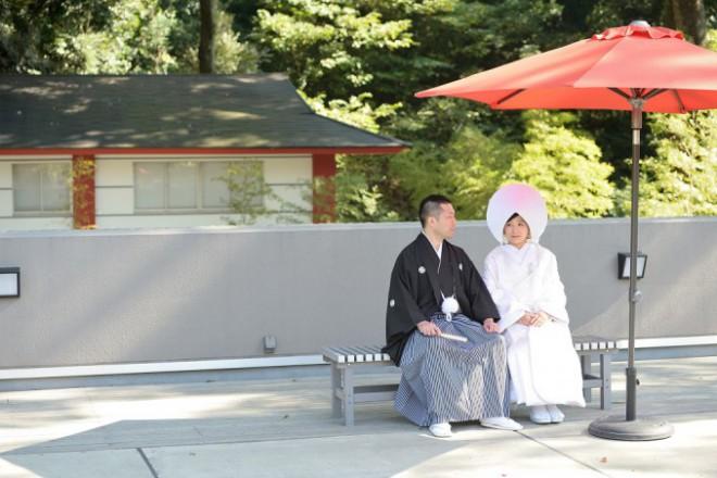 熱海来宮神社結婚式披露宴和装プロデュース