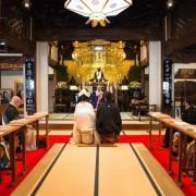 お寺結婚式東京