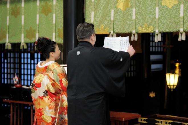 神社誓いの言葉