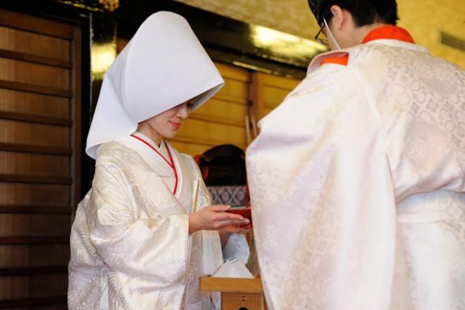 神社結婚式東京代々木八幡宮