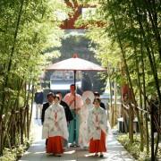神前式参進東京