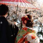 和装結婚式東京
