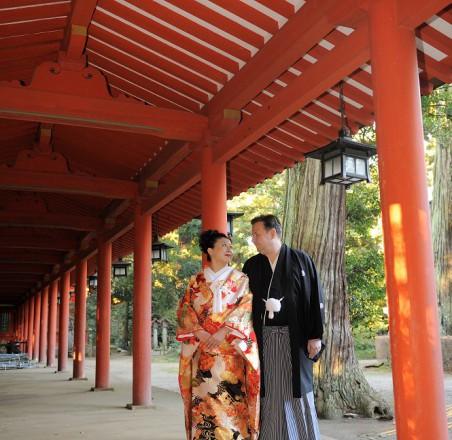 和装結婚式披露宴東京