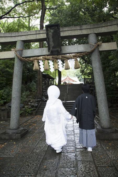 神前式東京