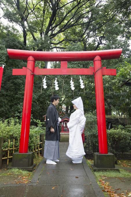 和装挙式東京