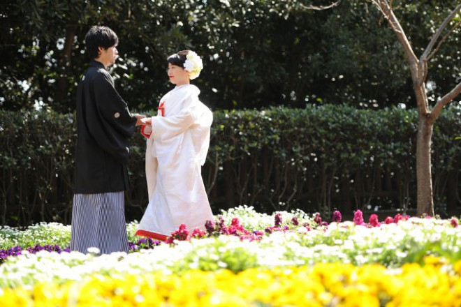 江島神社結婚式と披露宴プロデュース