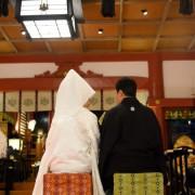 神社結婚式少人数東京