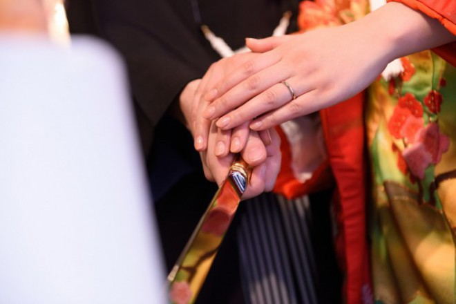 和装結婚式 準備方法