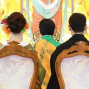 仏前結婚式と披露宴結婚式準備