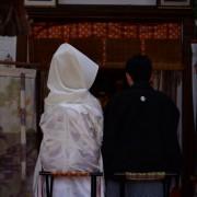 神前式食事会準備東京