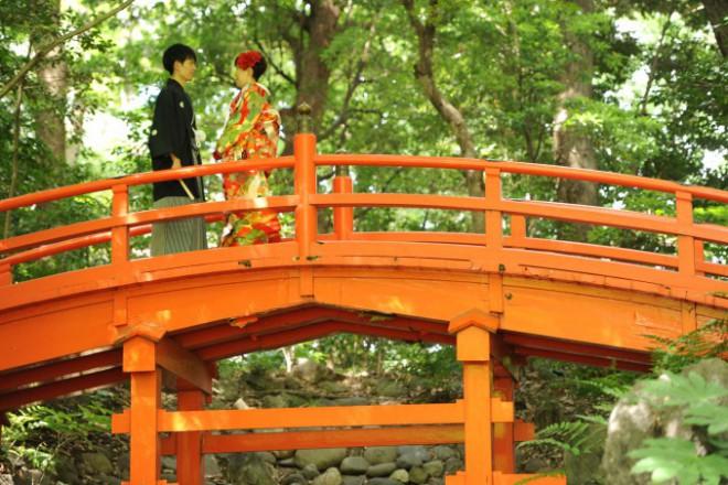 着物結婚式東京