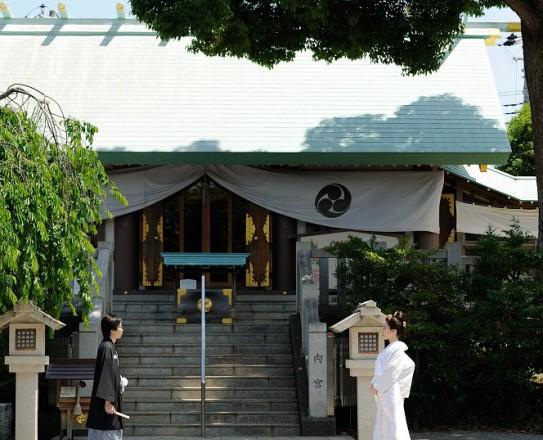 和装結婚式横浜