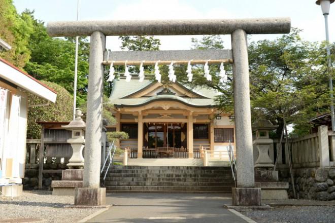 新町御嶽神社結婚式