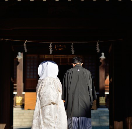 井草八幡宮 挙式