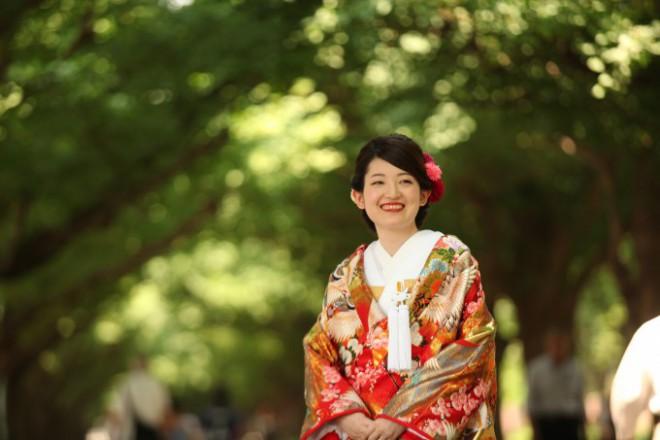 和装結婚式東京会社