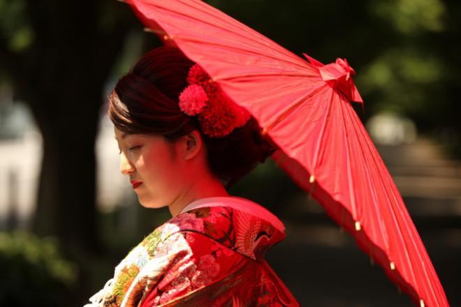 結婚式披露宴和和装東京会社