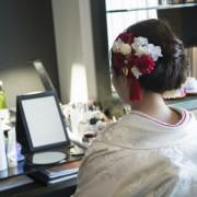 結婚式和装コーディネート