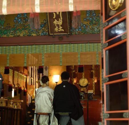 赤坂氷川神社結婚式披露宴会社
