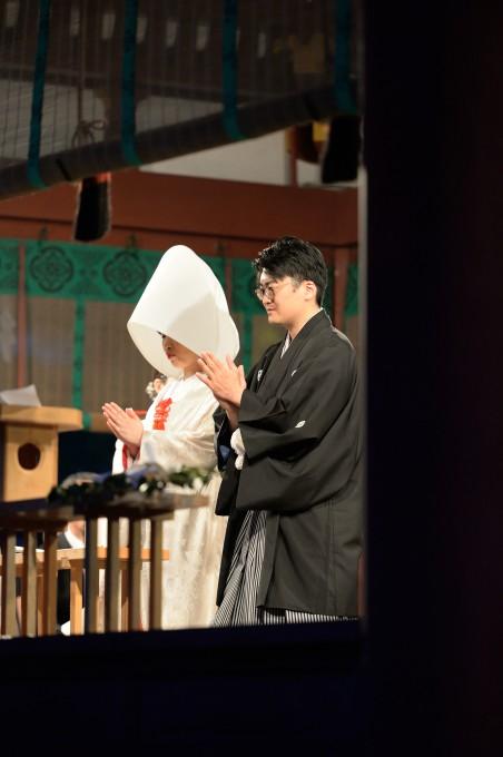 神社結婚式横浜