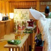 出雲大社東京分祀結婚式と披露宴プロデュース