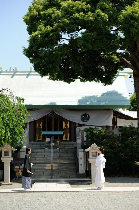 神社結婚式 少人数 東京