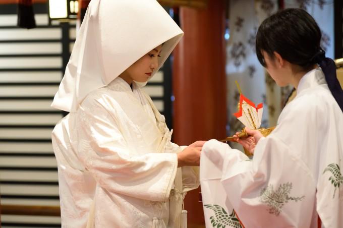 熱海来宮神社結婚式