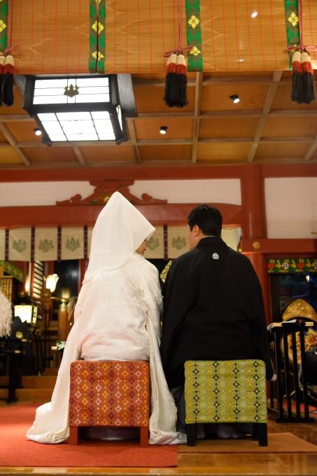 神社結婚式 会社